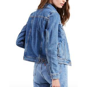 Levi's Vintage Fit Trucker denim jacket